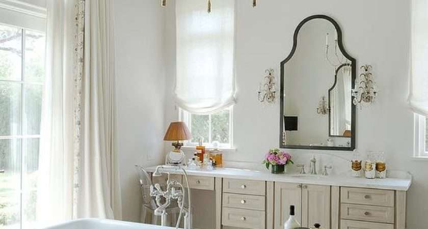 Fair French Bathroom Inspiration Design Best
