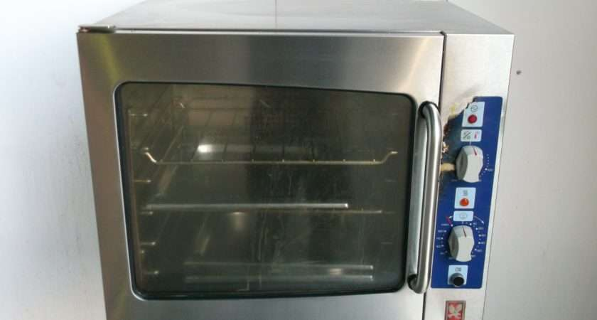 Falcon Table Top Convection Oven Caterquip Peterborough