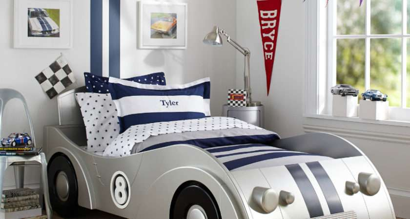 Fantastic Car Themed Bedrooms Boys Kids Bedroom Ideas