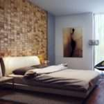 Feature Walls Bedroom Interesting Wall Design