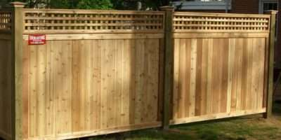 Fence Ideas Fencing Privacy Fences Diy Building Home Tips