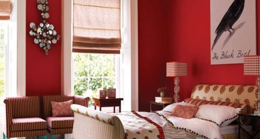 Feng Shui All Red Walls Tao Dana