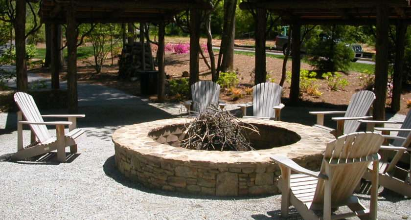 Fire Pits Firepits Design Build Them Outdoor