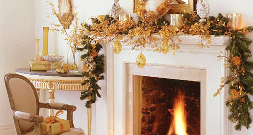 Fireplace Decorating Picking Out Cor