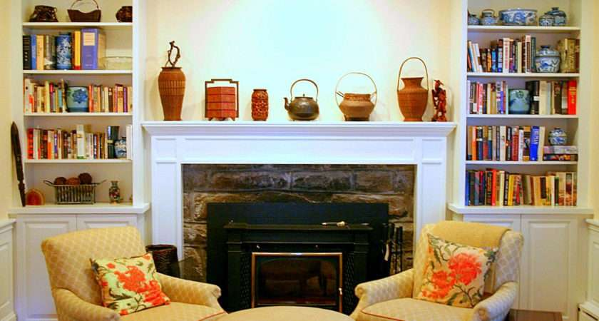 Fireplace Mantel Decorating Ideas Interior Design