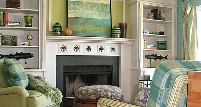 Fireplace Mantle Decorating Ideas Interior Design Architecture