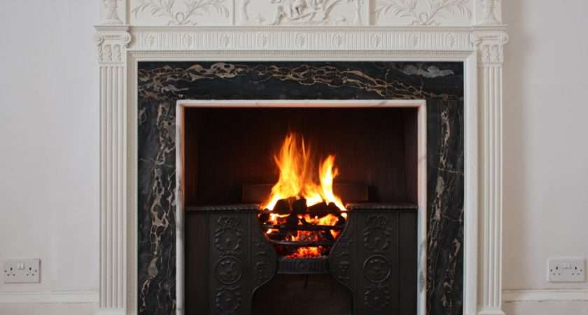 Fireplaces Casual Cottage