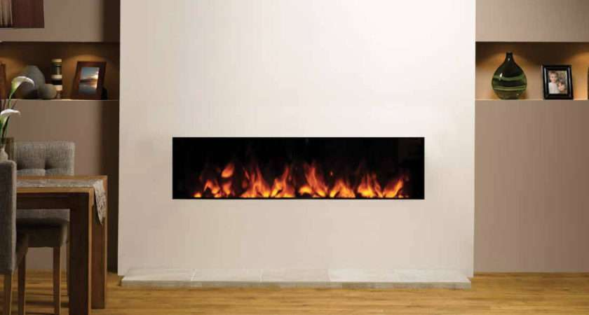 Fires Electric Wall Mounted Studio Inset