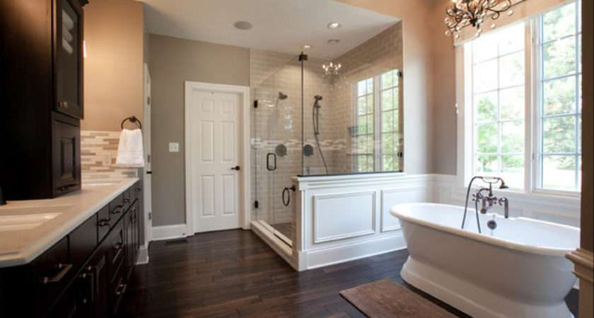 Fishers Master Bath Traditional Bathroom