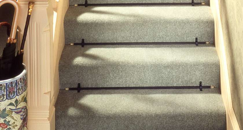 Fit Stair Rods
