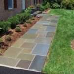 Flagstone Walkway Professional Stone Work Silver Spring