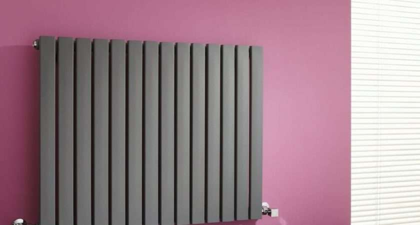 Flat Panel Radiators Wall
