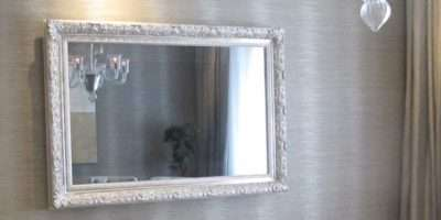 Flat Screen Mirror Luxury Frames Tvs Hidden