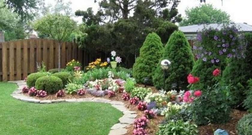 Flower Bed Ideas Front House