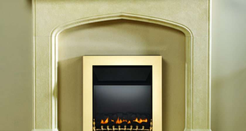 Focal Point Blenheim Flueless Gas Fire Next Day Delivery
