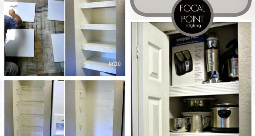 Focal Point Styling Style Solution Diy Budget Pantry