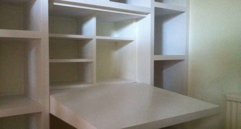 Fold Down Desk Detail Mdpsl Small House Beds Storage