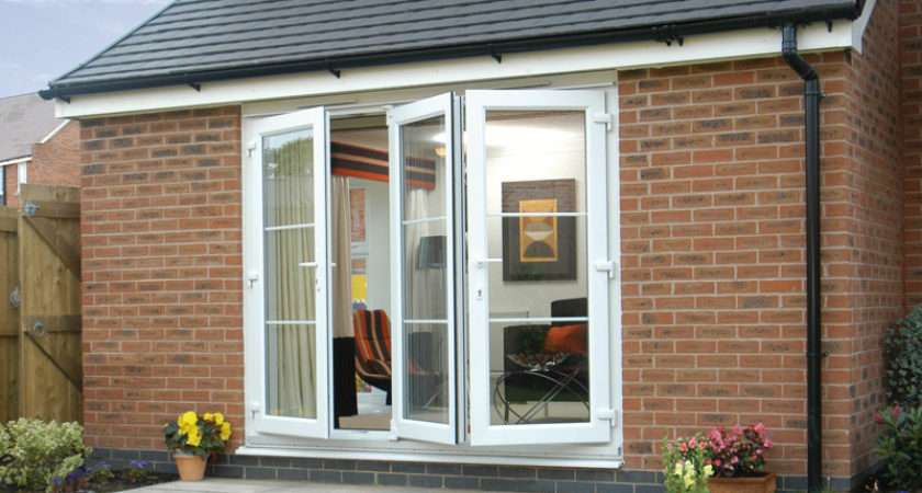 Folding Doors Conservatory Supermarket