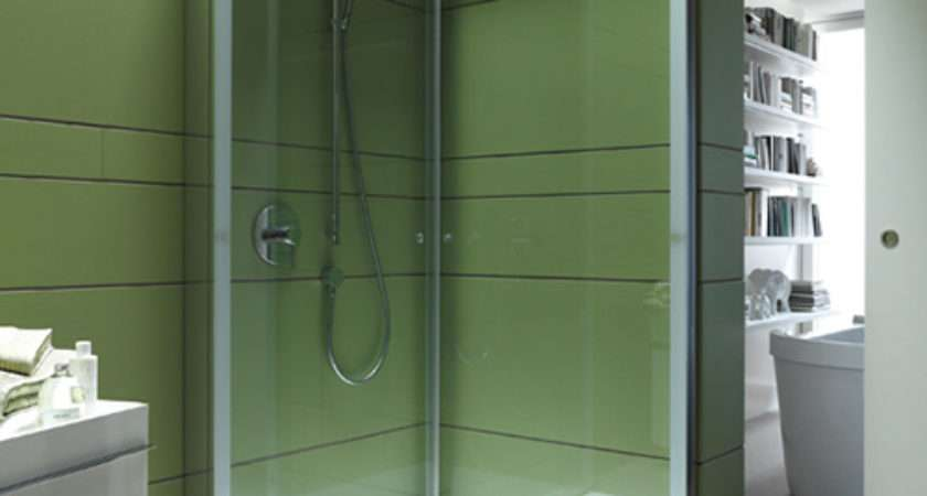 Folding Shower Enclosure Duravit Offers Extra Openspace