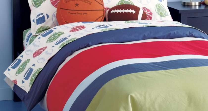 Football Room Colorful Kids Rooms