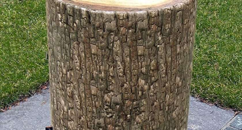 Forest Outdoor Tree Seat Trunk Stool Merowings