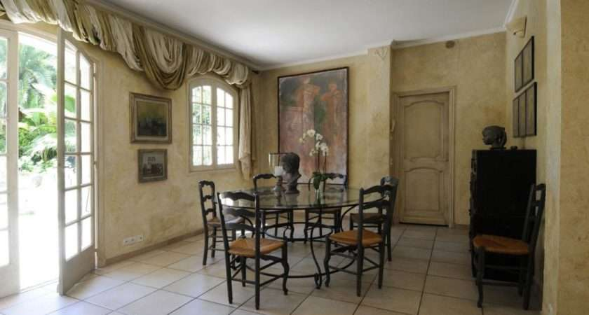 Formal Dining French Country Interiors Jpeg