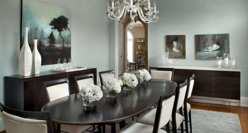 Formal Dining Room Decorating Ideas