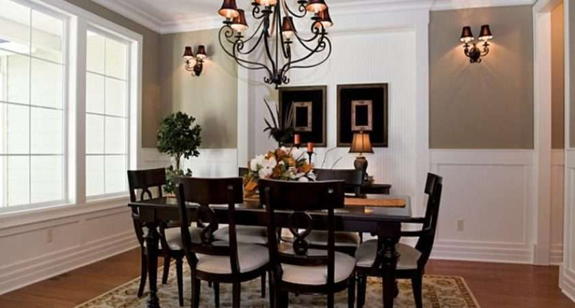 Formal Dining Room Wall Decor Home Decorating Ideas