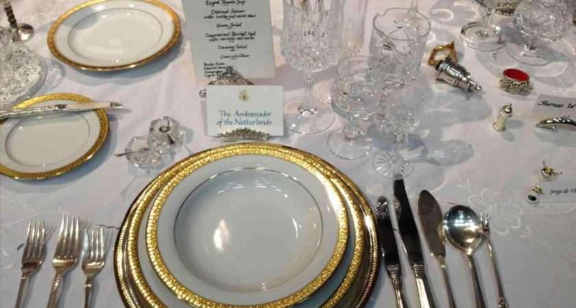 Formal Dinner Table Setting Ideas Your Meme Source