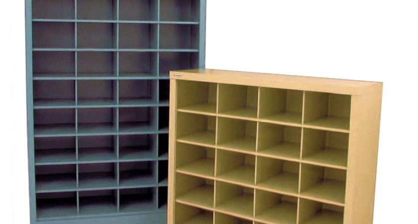 Formco Pigeon Hole Compartments Open Front Endo
