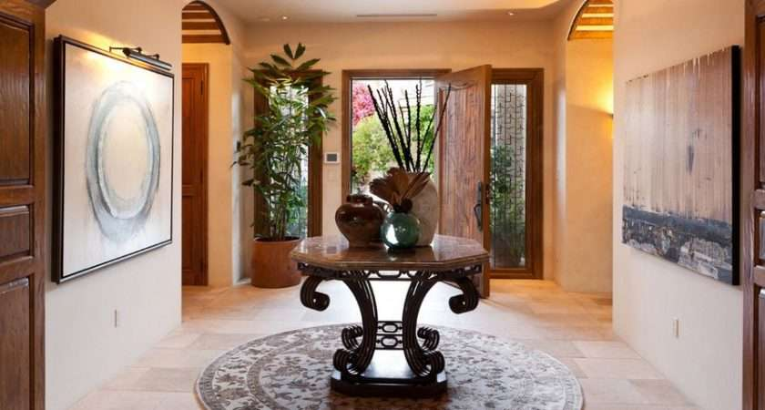 Foyer Can Decorate