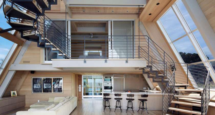 Frame House Residential Architecture Home Ideas Interior Design