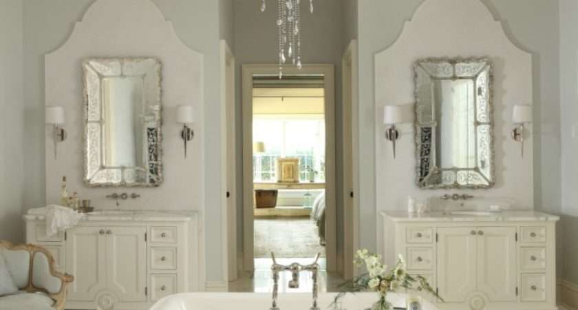 French Bathroom Ideas Iron Gate