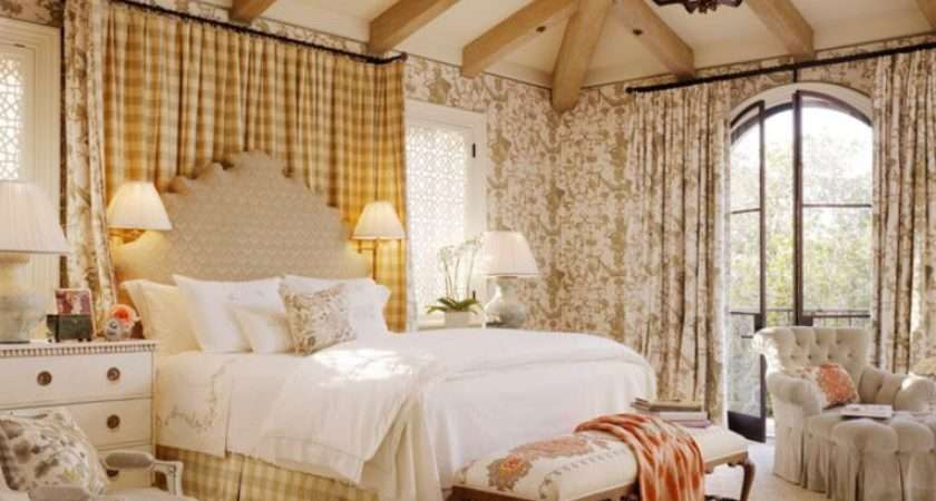 French Country Bedroom Decorating Ideas Photos