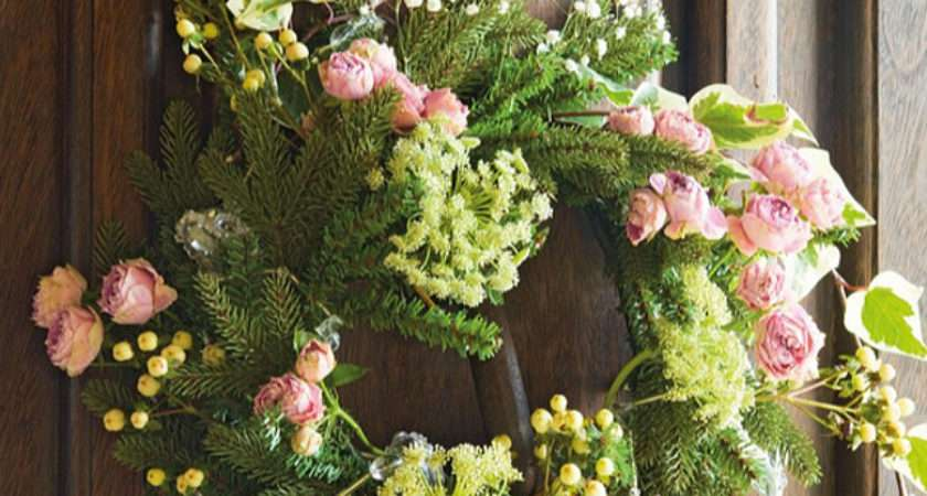 French Country Cottage Christmas Decor Home Bunch