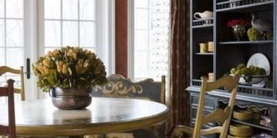 French Country Dining Room Photos