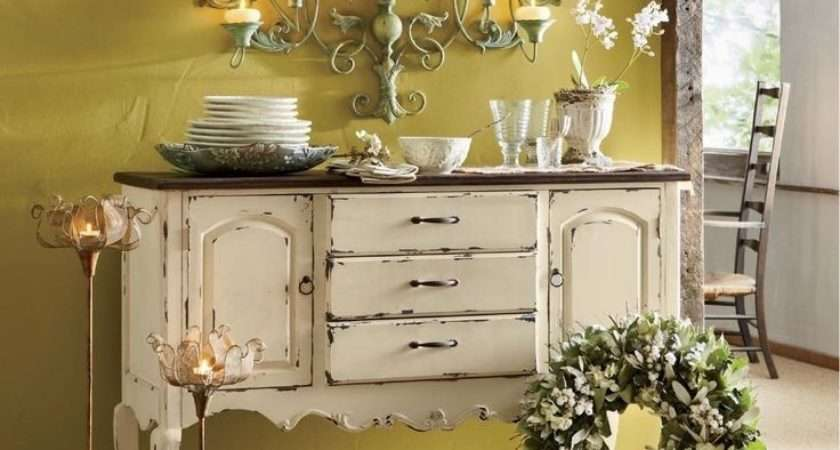 French Country Furniture Walpaper
