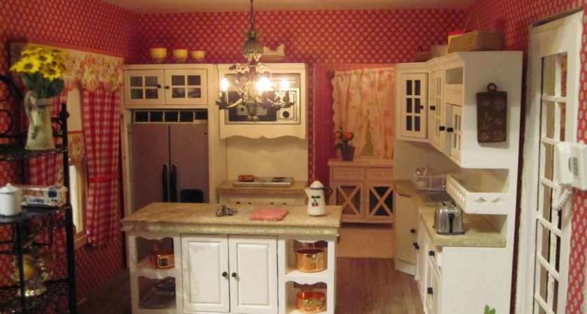 French Country Kitchen Part