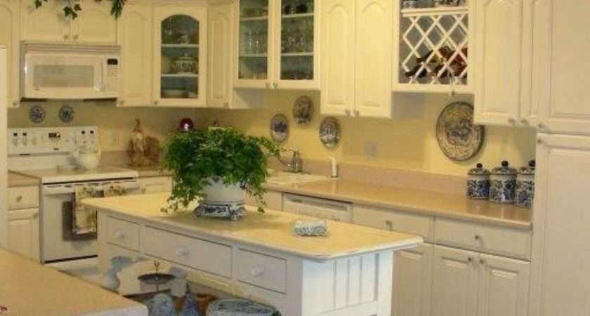French Country Kitchens Budget Style Kitchen
