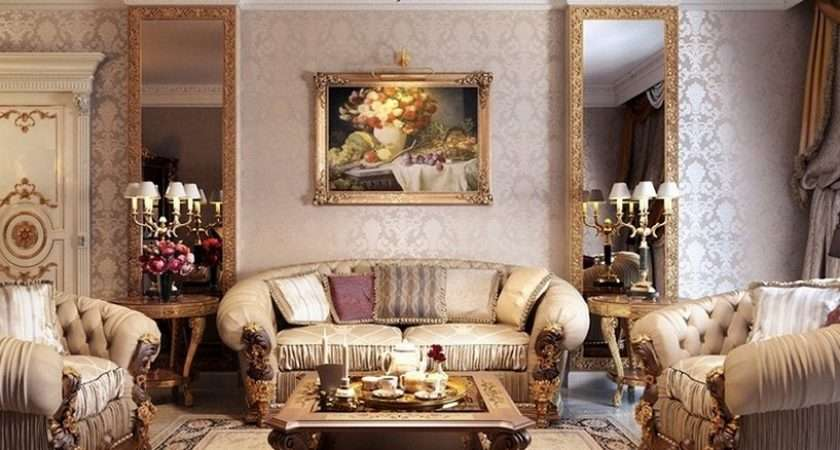 French Country Living Room Colors