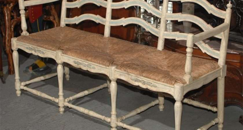 French Country Style Bench Stdibs
