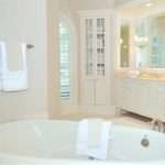 French Country Style Romantic Chic Bathtub