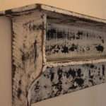 French Country Wall Shelf Cottage Chic Kitchen Lynxcreekdesigns