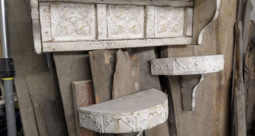 French Country Wall Shelf Cottage Chic Shelves Lynxcreekdesigns