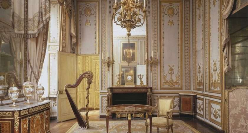 French Neoclassical Louis Xvi Versailles Salons