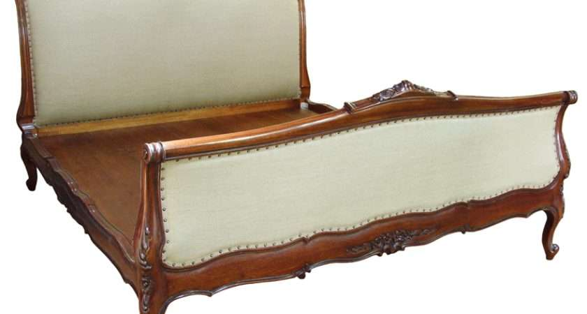 French Sleigh Bed Classic Revivals