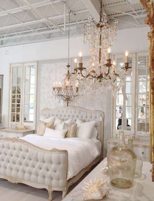 French Style Bedroom Ideas