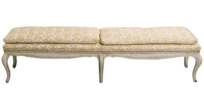 French Style Bench Sale Stdibs