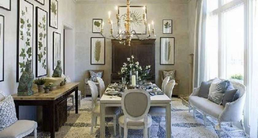 French Style Dining Rooms Little Black Design Book
