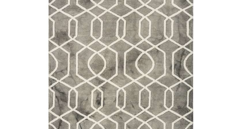 Fresco Grey Rug Patterned Rugs Glasswells